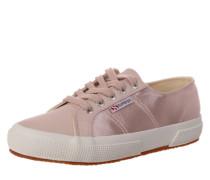 Satin-Sneaker rosé