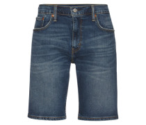 '502™ Regular' Shorts dunkelblau