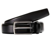 Klassischer Gürtel schwarz