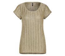T-Shirt 'lane' gold