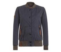 Female Jacket 'U like dirty' blau