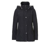 Jacke perfekt für den Übergang schwarz