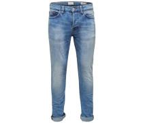 Regular fit Jeans blau