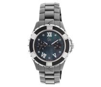 Armbanduhr Sport Class Xl-S Glam schwarz / silber