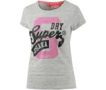T-Shirt Damen grau