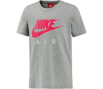 T-Shirt Jungen graumeliert