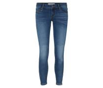Five LW Ankle-Skinny Fit Jeans blau