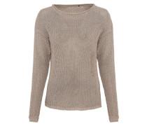 Pullover beige
