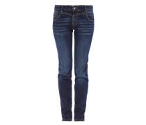 Shape Slim: Superstretch-Jeans blau