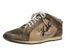 Schuh '1307' hellbeige / braun