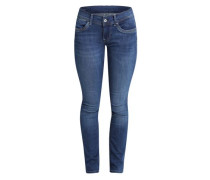 Slim Fit Jeans 'New Perival' blau