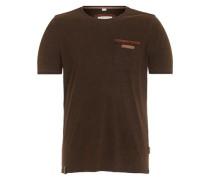 Male T-Shirt Suppenkasper VII braun