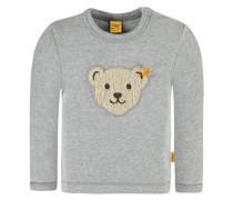'Sweatshirt' grau / graumeliert