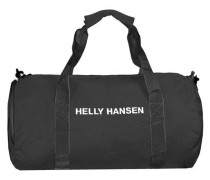Packable Reisetasche S 53 cm schwarz / weiß