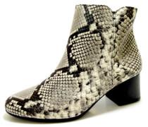 Stiefel beige / grau / schwarz
