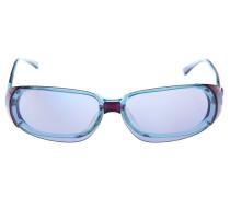 Sonnenbrille hellblau / lila