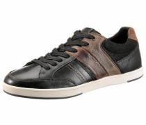 Sneaker braun / schwarz / offwhite