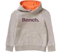Pullover mit Kapuze für Jungen grau