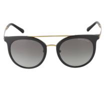 Sonnenbrille 'Ila' grau / schwarz