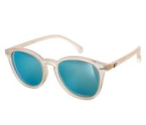 Matte Sonnenbrille 'Bandwagon' beige