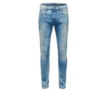 Jeans 'Skim - Midnight Mash' blau