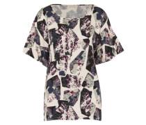 Shirt 'Matuta' schwarz / weiß