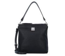 Beaumont Satchel Handtasche 26 cm schwarz