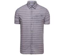 Shirt Simiel blau / grau