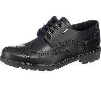 'Veit' Business Schuhe wasserdicht schwarz