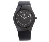 Armbanduhr 32035-442 schwarz