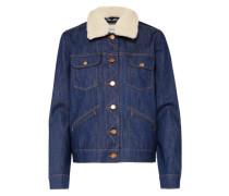 Jacke 'heritage Jacket' blau