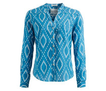 Shirt 'constanze' blau