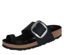 Sandale 'Miramar' schwarz