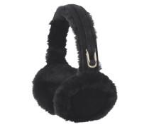 Ohrenwärmer schwarz