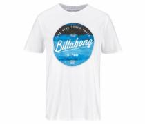 T-Shirt Rounder SS weiß