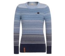 Knit Günstling Aller M. blau