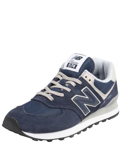 New Balance Damen Sneaker im Retro-Look navy / hellgrau Schlussverkauf Kaufen Billig Kaufen Angebot Billig Einkaufen Kaufen Online-Outlet FySWZe