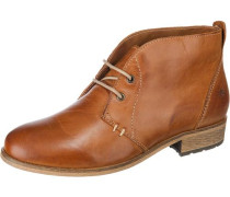 Ankle Boot 'Bruna' cognac