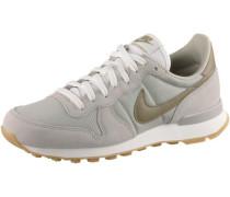 'wmns Internationalist' Sneaker Damen beige / hellbraun / hellgrau