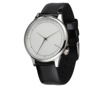 Armbanduhr 'Estelle' schwarz