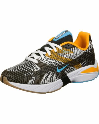 Schuhe 'Ghoswift' schwarz / orange