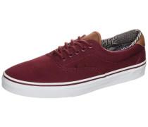 Sneaker 'Era 59' braun / weinrot / weiß