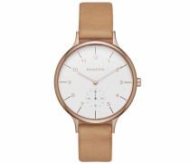 Armbanduhr »Anita Skw2405« braun