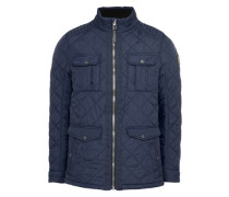 Steppjacke 'diamond-quilted Jacket' navy