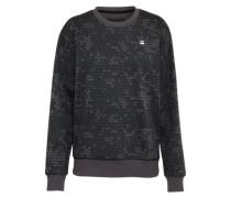Pullover 'Core' dunkelgrau / schwarz