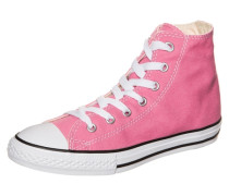 Chuck Taylor All Star High Sneaker Kinder pink