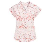Shirt 'odette' lachs / weiß