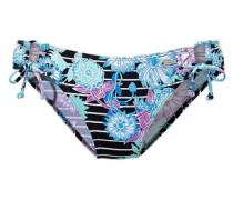 Bikini-Hose blau