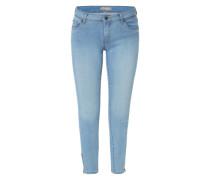 Skinny Fit Jeans Five LW Ankle blau