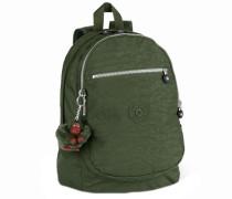 Clas Challenger Schulrucksack grün